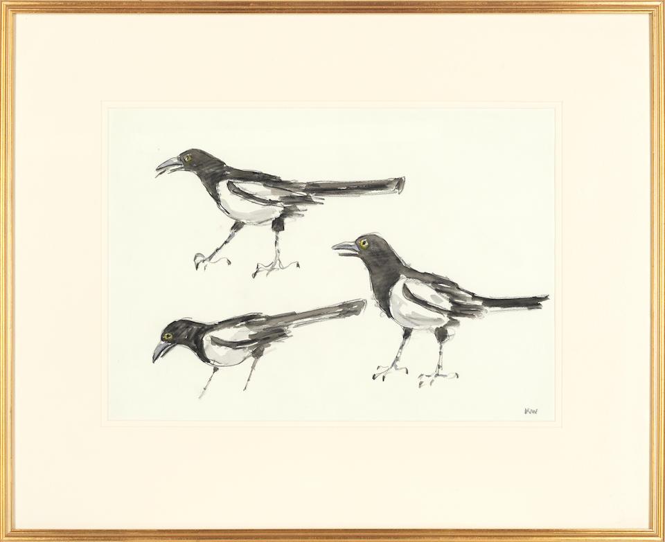 Magpies  (Original)