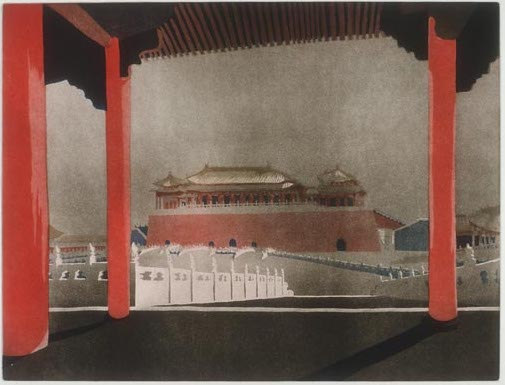 Forbidden City, Peking