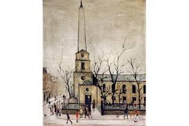 St.Lukes Church, Old Street, London