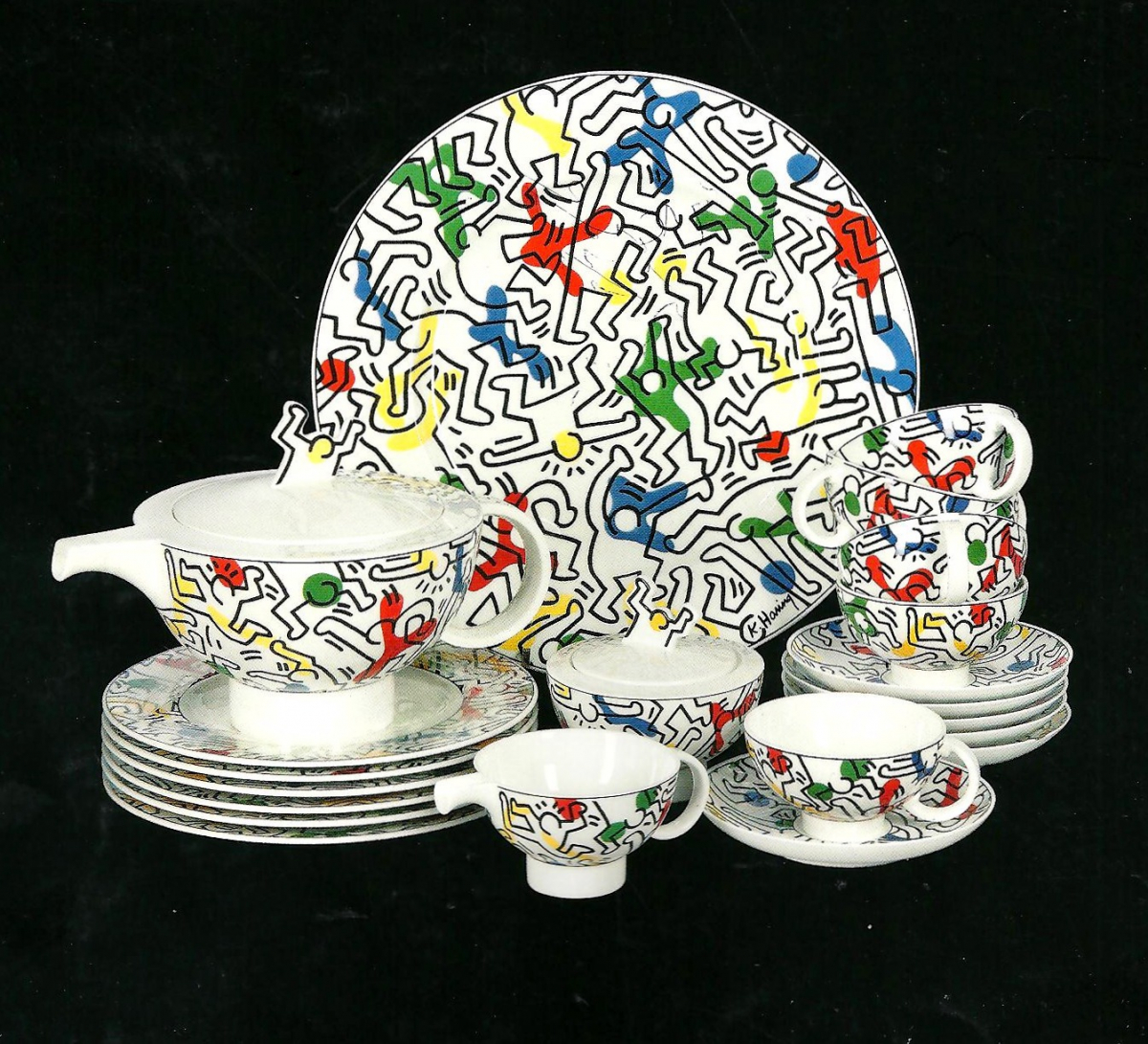Porcelain Tea Service