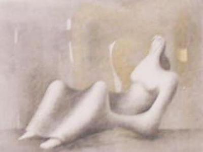 Sir Henry Moore 1898-1986 SOLD