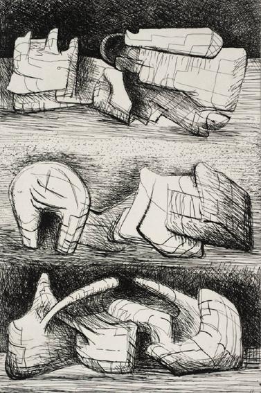 Three Sculpture Motifs