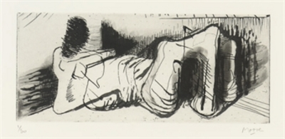 Henry Moore R.A. SOLD