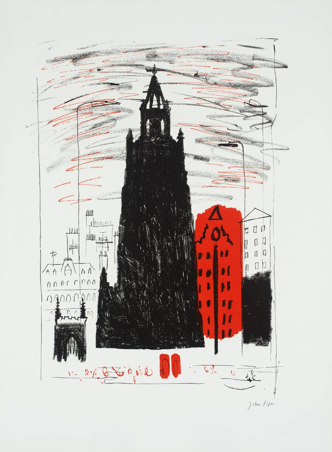 St Nicholas, Liverpool: smoke-black dockland churc