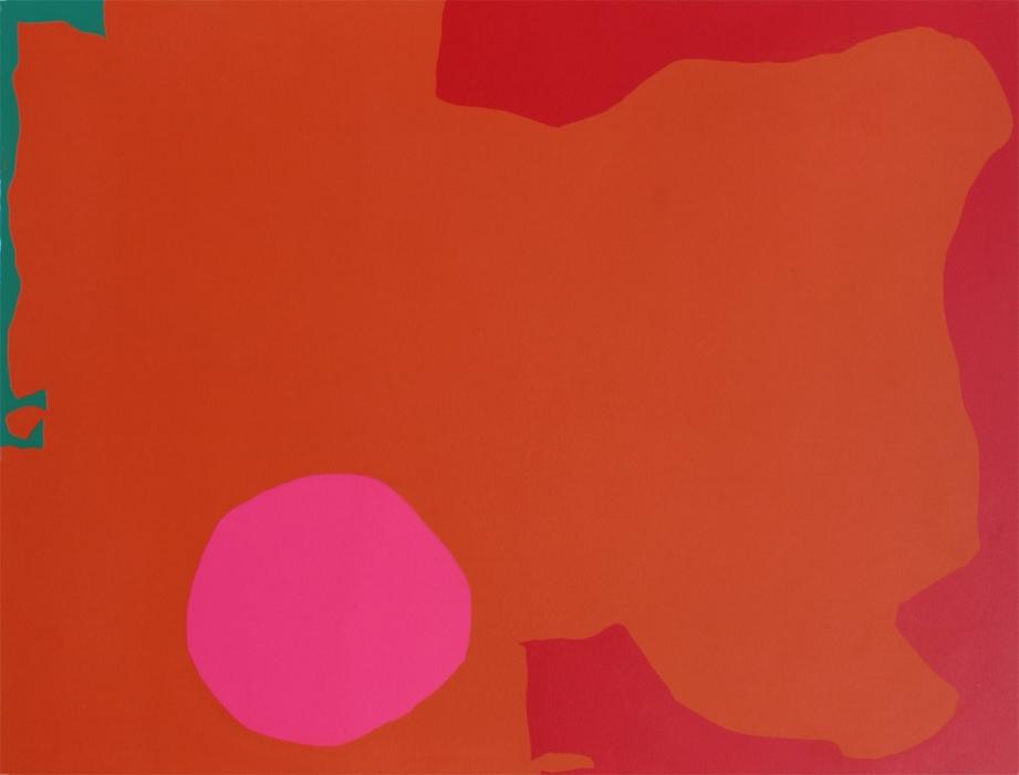 Magneta Disc, Red Edge