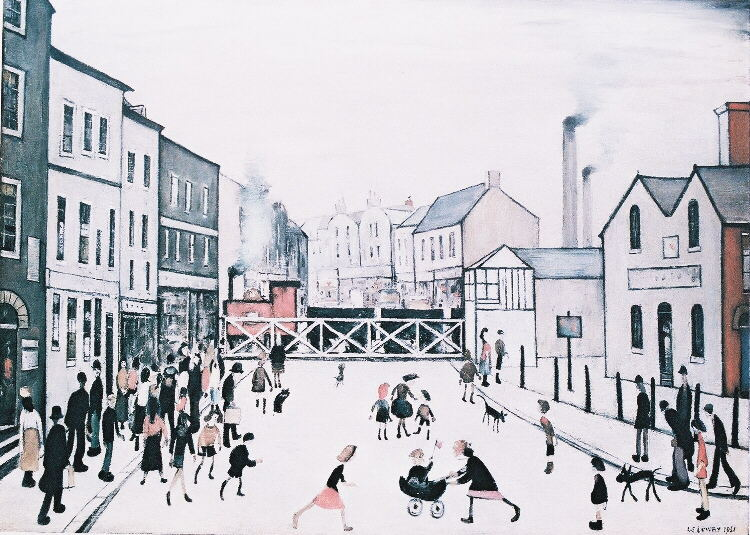 Level Crossing, Burton on Trent
