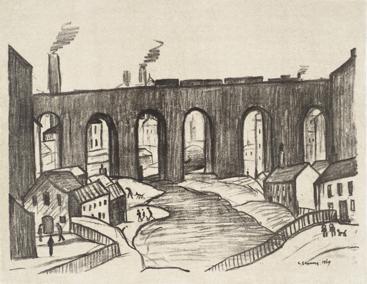 The Viaduct Salford