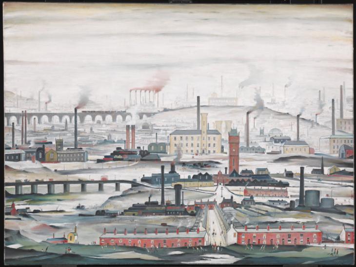 Industrial Panarama