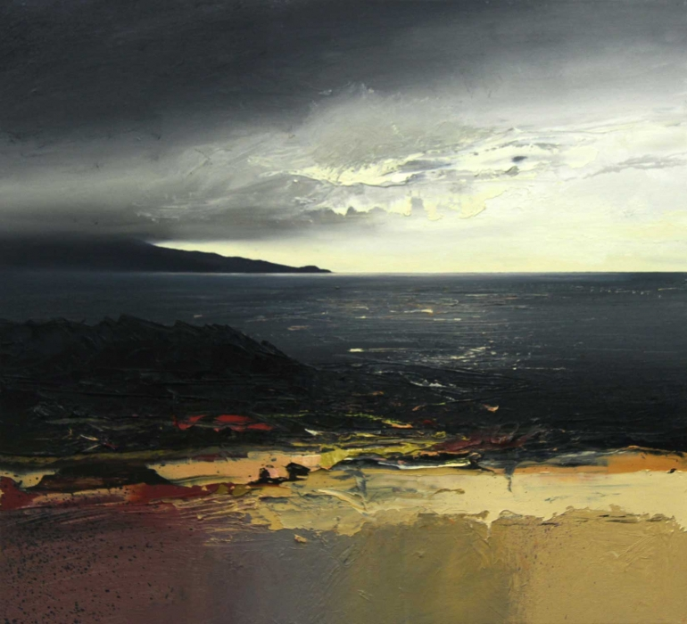 August Shoreline, Scarista