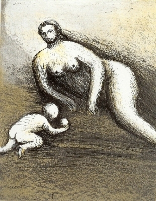 Mother and Child VI